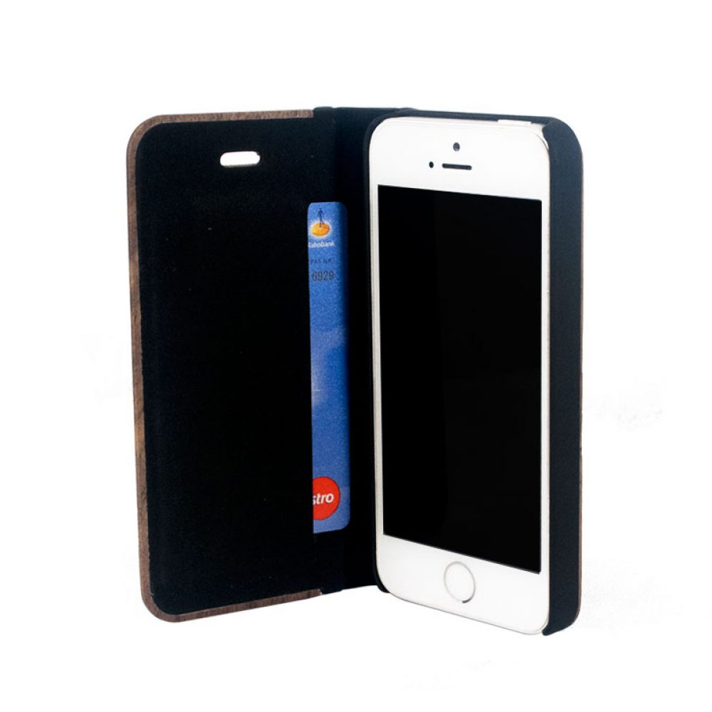 coque a clapet iphone 5