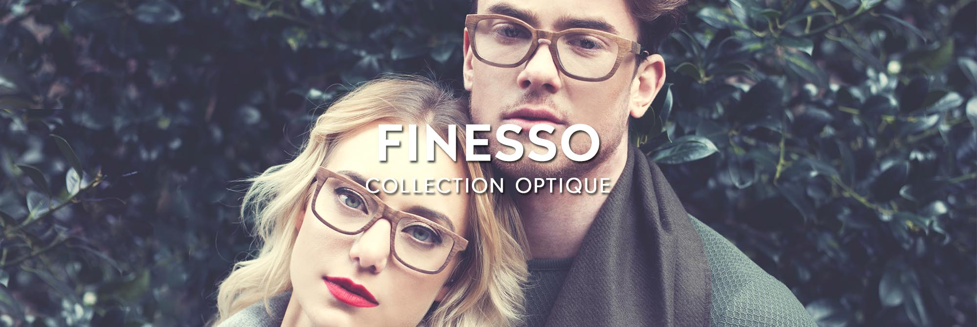 Collection optique en bois