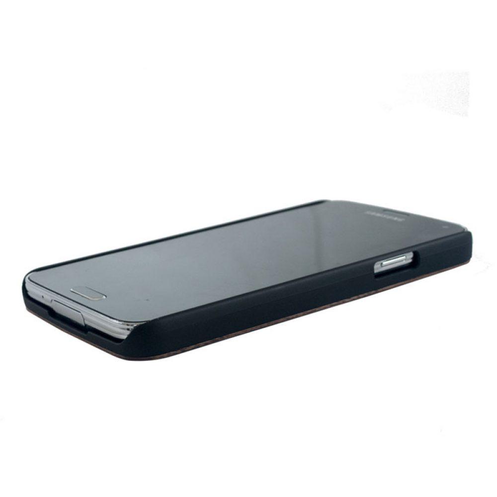 Coque de protection Galaxy S5 en bois - Borino