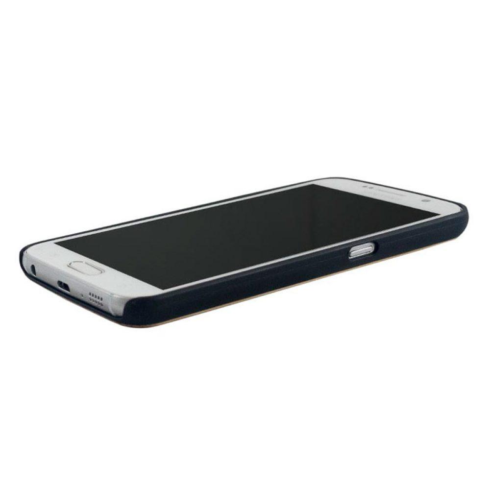 Coque Samsung Galaxy S6 en bois