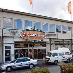A.S. Adventure – Mechelen