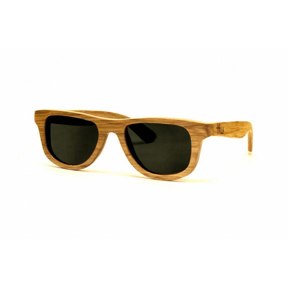 lunette de soleil bois