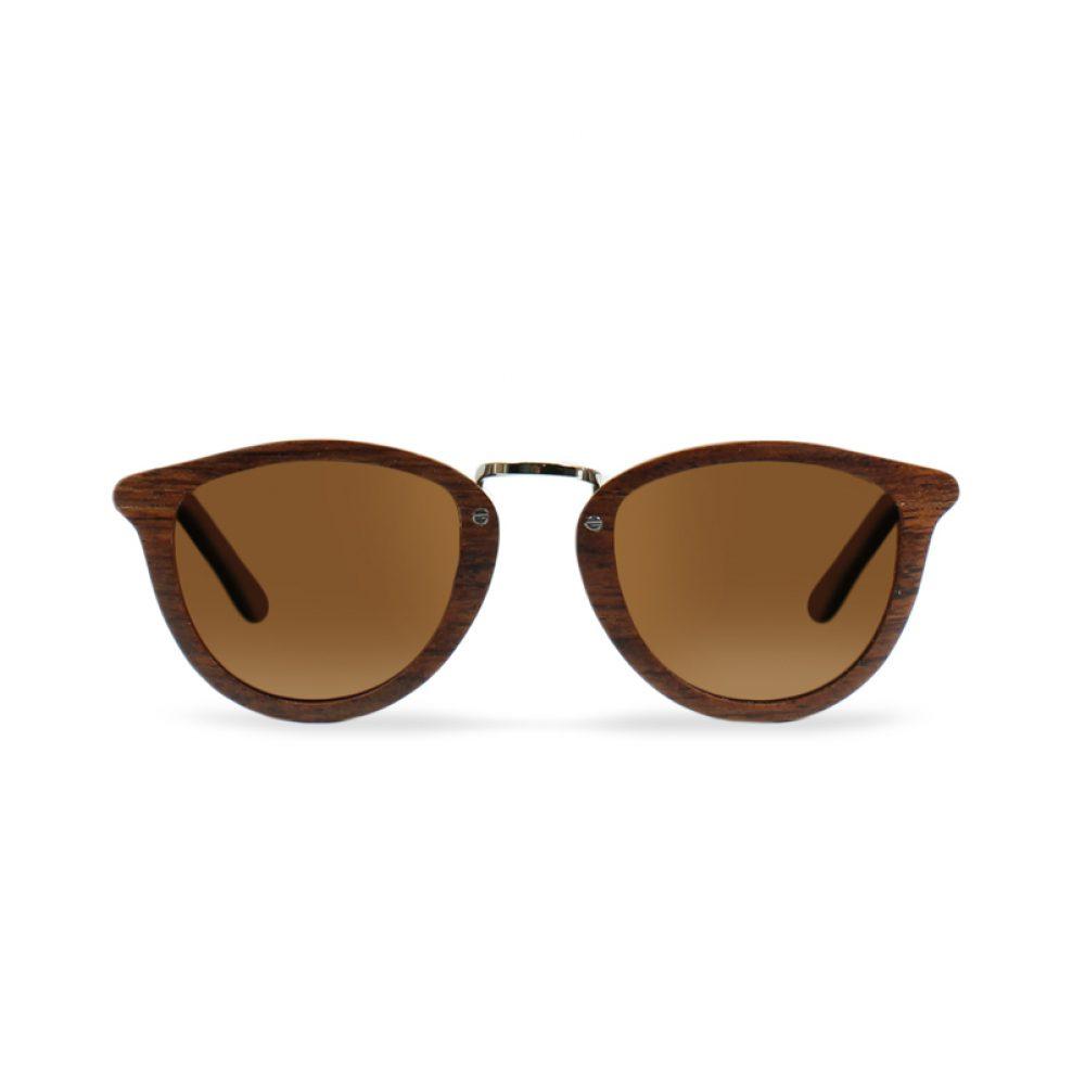 lunettes de vue en bois
