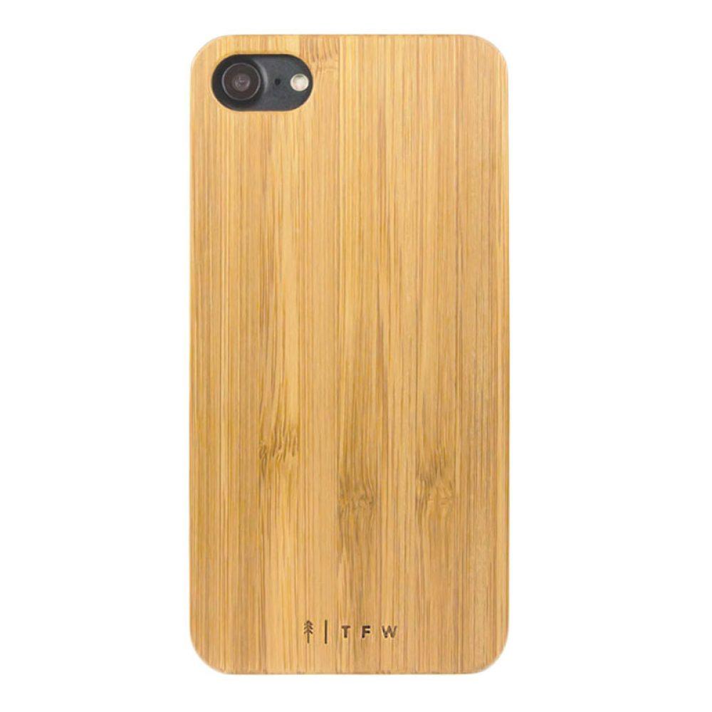 coque en bois naturel