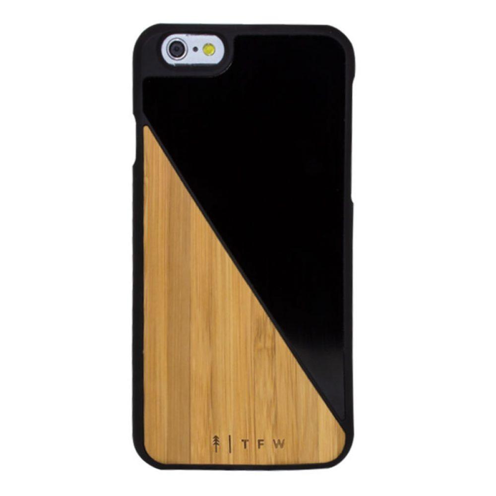 Coque en bois iPhone 6