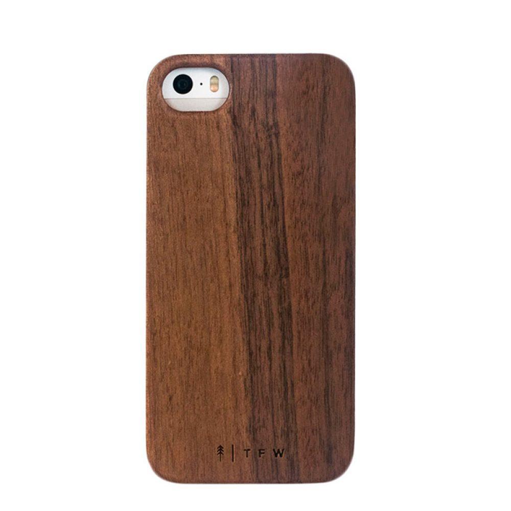 Coque en bois iPhone 5/5S/SE