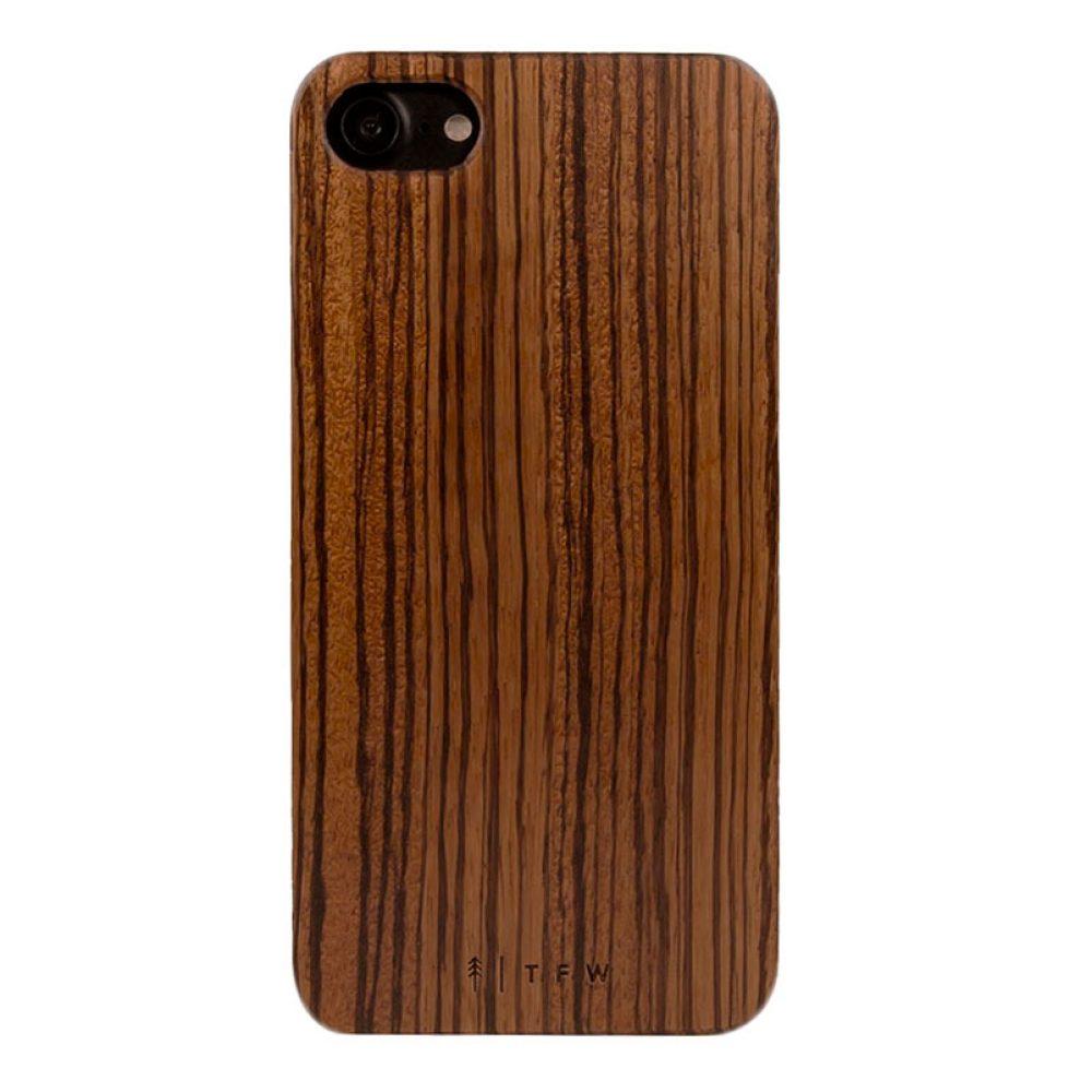 coque en bois iPhone 7/8